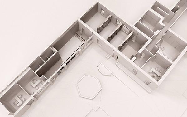 Plo - Plò architectes marseille et urbanistes associés - Rendu architectural