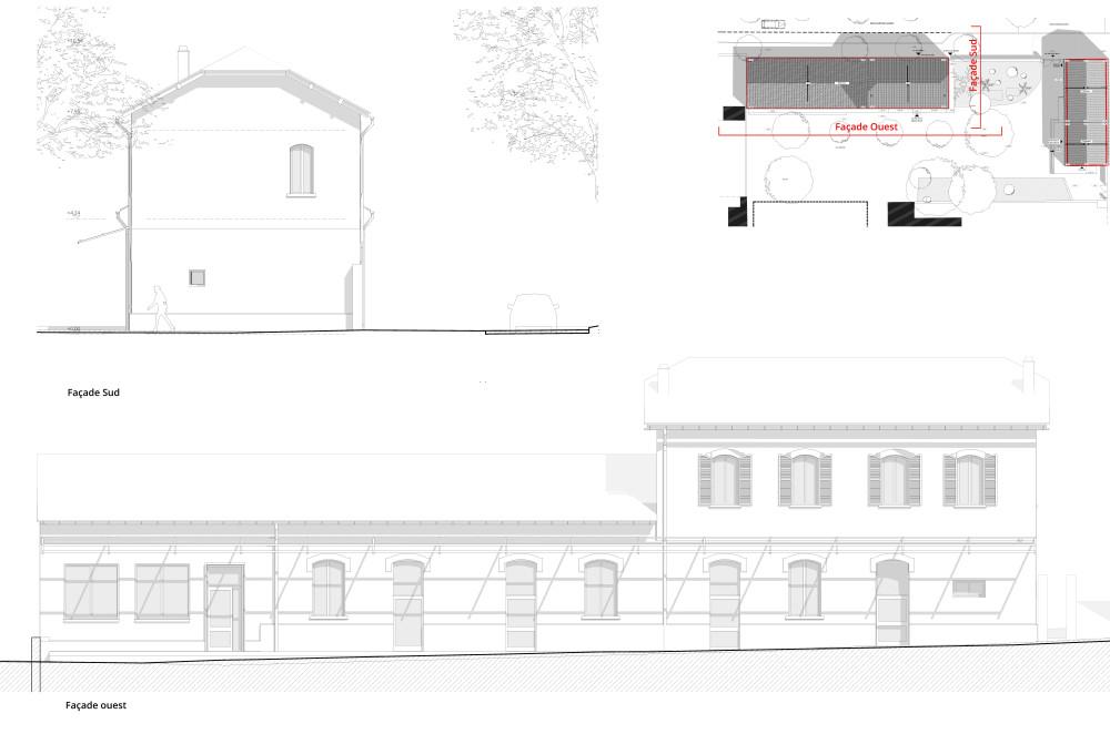Plo - Plò architectes et urbanistes associés - Centre culturel Jean-Jaurès - Plò