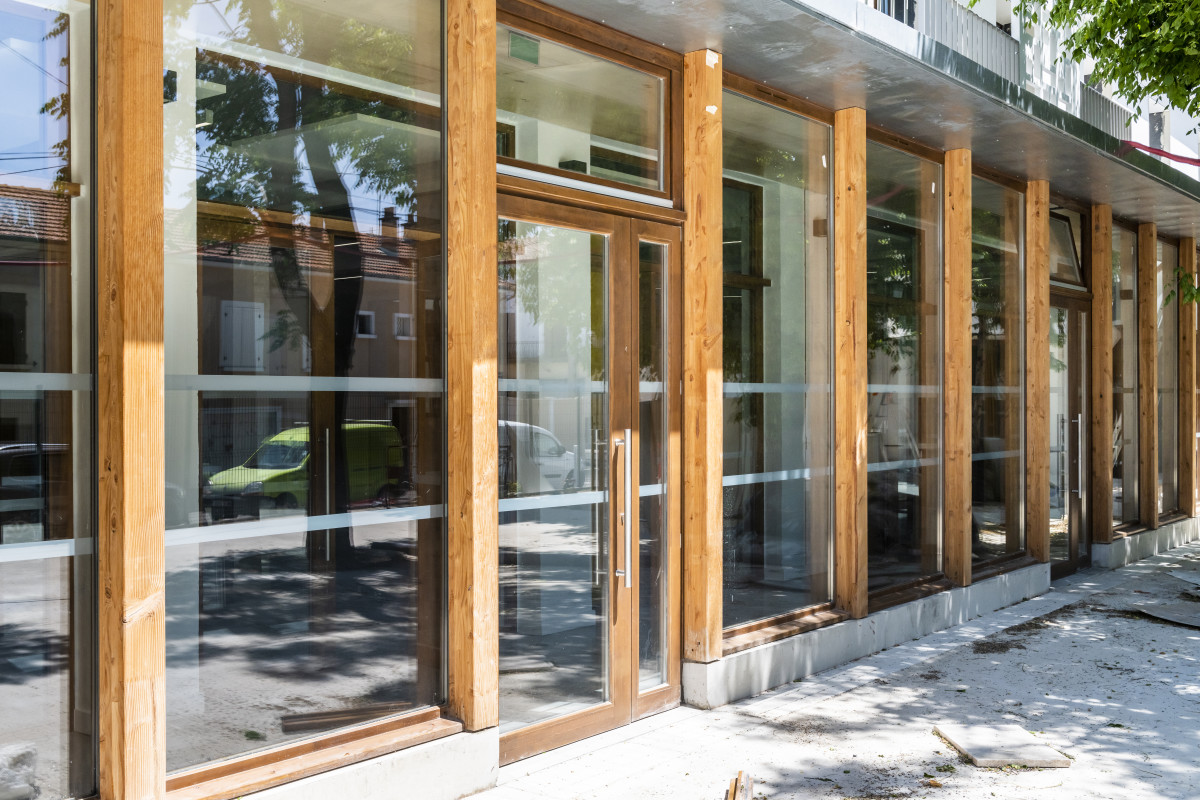 Centre Social Croix des Oiseaux Plo Architectes Juin 2019
