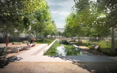 Jardin du Gaou, Brignoles