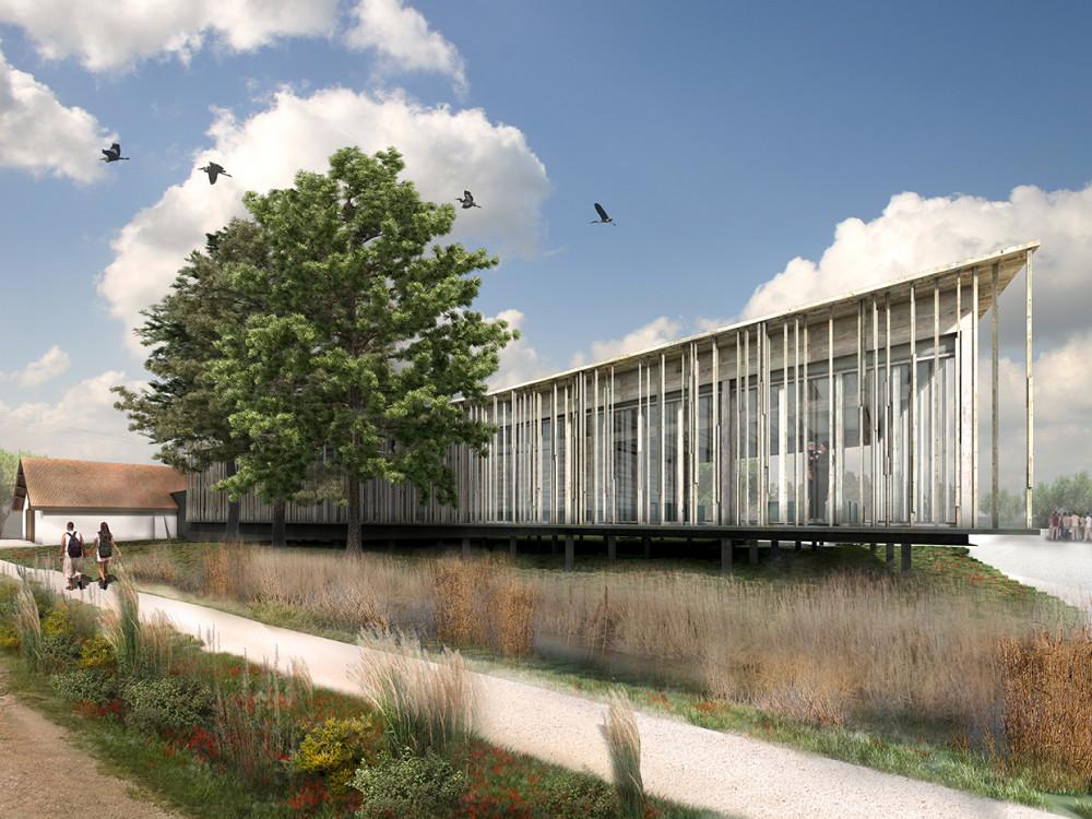 Plo - Plò architectes marseille et urbanistes associés - Musée de la Camargue