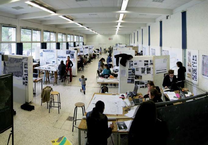 Plo - Plò architectes marseille et urbanistes associés - Workshop