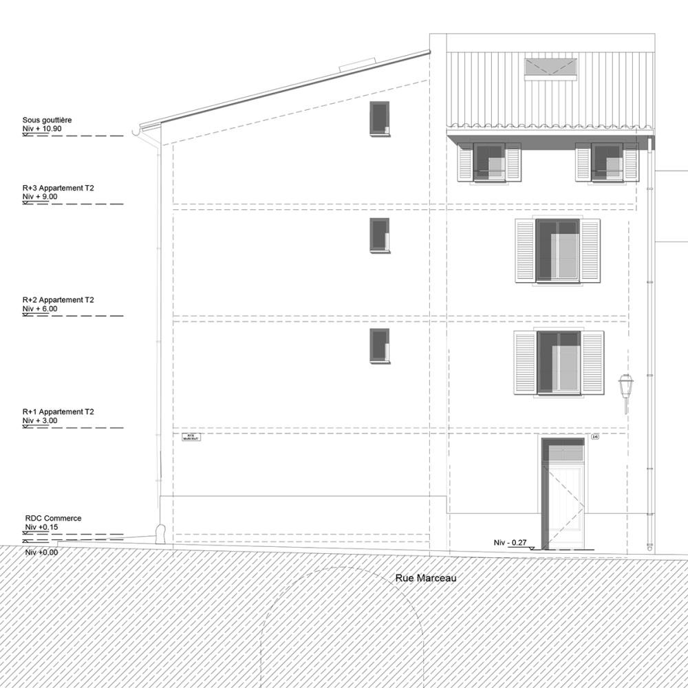 Plo - Plò architectes marseille et urbanistes associés - St Maximin