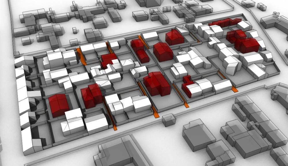 Plo - Plò architectes marseille et urbanistes associés - Densification